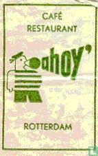 Café Restaurant Ahoy