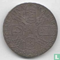 Angleterre 1 crown 1691