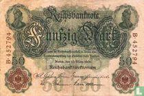 Germany 50 Mark