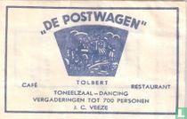 """""""De Postwagen"""" Café Restaurant"""