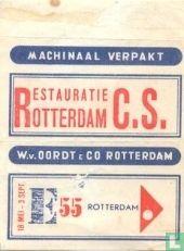 Restauratie Rotterdam C.S