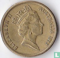Australië 2 dollars 1989