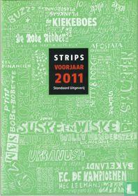 Strips Voorjaar 2011