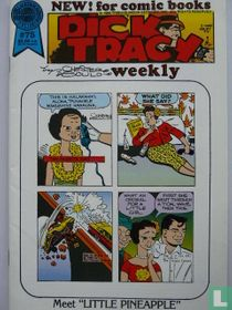 Dick Tracy Weekly 75