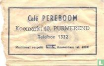 Café Pereboom