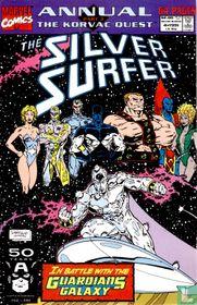 Silver Surfer Annual 4