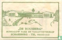 """""""De Bousberg"""" Bungalow Park en Vakantieverblijf"""