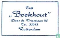 """Café """"Boekhout"""""""