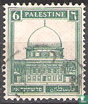 Moskee op de Tempelberg in Jerusalem