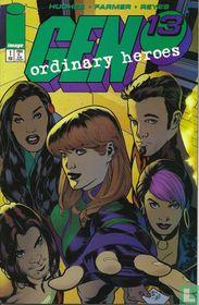 Gen 13 Ordinary Heroes 1
