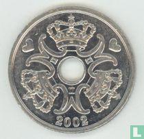 Denemarken 5 kroner 2002