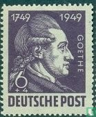 Goethes 200. Geburtstag