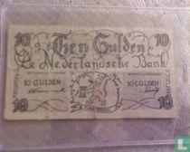 Nederland 10 Gulden 1945