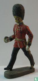 Scots guard officer