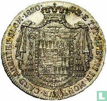 Oostenrijk 1 thaler 1820