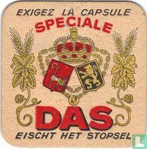 Speciale DAS eischt het stopsel / 200e anniversaire