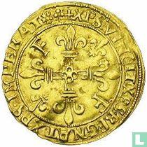 France golden ecus 1519 (Lyon)