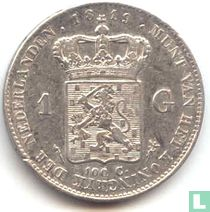 Netherlands 1 gulden 1819