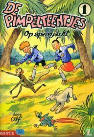 De pimpelteentjes op apenjacht
