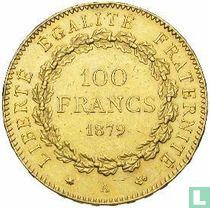 Frankrijk 100 francs 1879