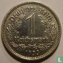 Duitse Rijk 1 reichsmark 1933 (D)