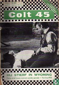 Colt 45 tijdschriftencatalogus