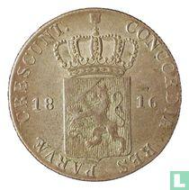 Netherlands 1 ducat 1816