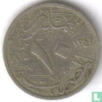 Ägypten 10 Millimes 1924