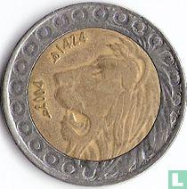 Algerien 20 Dinar 2004 (AH1424)