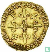France golden ecus 1519 (Toulouse)