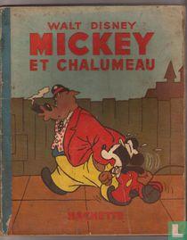 Mickey et chalumeau