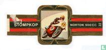 Norton 500 cc.
