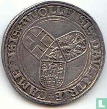 Deventer-Kampen-Zwolle daalder 1554