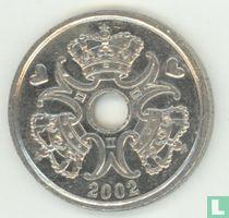 Denemarken 2 kroner 2002