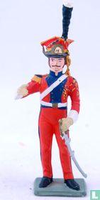 Lansier van de Keizerlijke Garde 1813