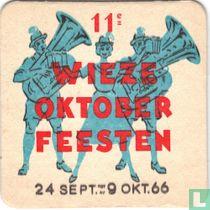 11e Wieze oktober feesten