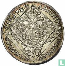 Heilige Roomse Rijk 1/4 thaler 1723