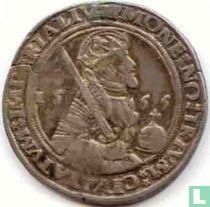 Deventer-Kampen-Zwolle 1/2 daalder 1555