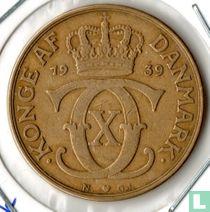 Denemarken 2 kroner 1939