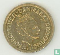 Denemarken 10 kroner 1999