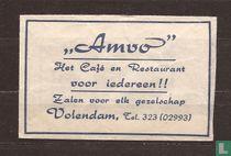 """""""Amvo"""" Café Restaurant"""