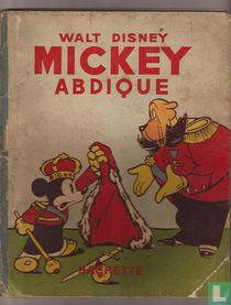 Mickey abdique