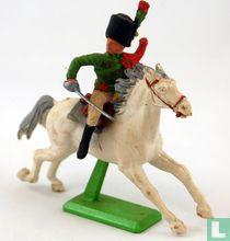 Italiaanse cavallerist