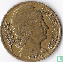 Argentinië 20 centavos 1943