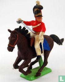 Britse cavallerist