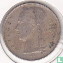 België 5 francs 1961 (NLD)
