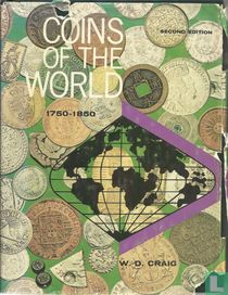 Coins of the World 1750 - 1850