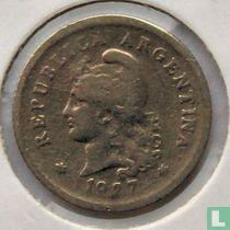 Argentinië 10 centavos 1927