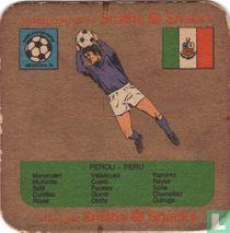WK voetbal Argentina 1978: Peru