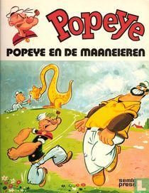 Popeye en de maaneieren